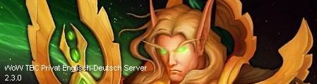 WoW TBC Server 2.3.0
