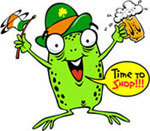 The Smokin' Frog