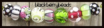 Blackberry Beads