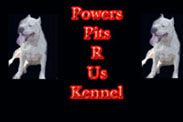 Powers Pits R Us Kennel
