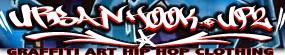 Urban Hook-Upz Graffiti Art Hip-Hop Clothing