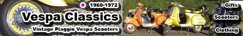 Vespa Classics Online - Vintage Scooters