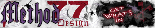 Method 77 Design