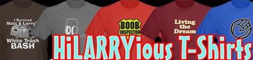 HiLARRYious T-shirts