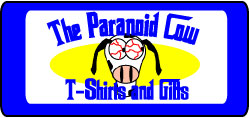 Paranoid Cow T-Shirts