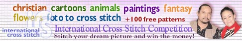 International Cross Stitch