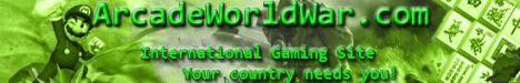 Arcade World War.com