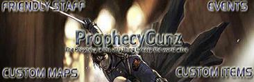 Prophecy GunZ