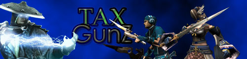 TaxGunZ :: 24/7 :: VPS :: No Lag :: Customs :: Hiring :: Freindly Community