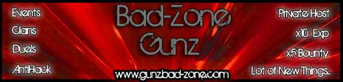 Bad-Zone GunZ