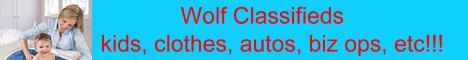 Wolf's Classifieds
