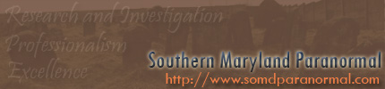 Southern Maryland Paranormal (SMP)