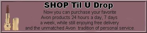 AVON Representative E-Shop