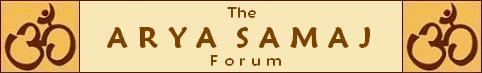 The Arya Samaj Forum