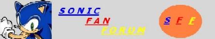 Sonic Fan Forum