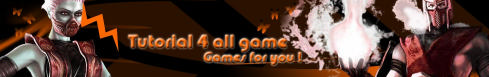 Tutoriale 4 All Games