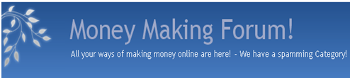 Money Making Forum-Learn the methods of making millions a day from professionals