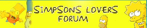 Simpsons Lovers Forum!