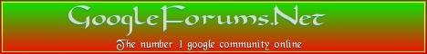 Google forums