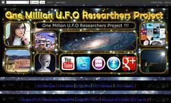 Screenshot of Aliens UFOs 100 Million Blip TV Views!!!