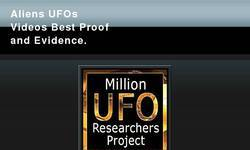 Screenshot of UFOs Aliens Videos