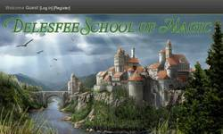 Screenshot of Delesfee School of Magic