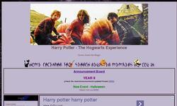 Screenshot of The Hogwarts Experience