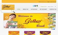 Screenshot of Golden Books