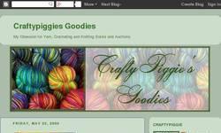 Screenshot of Craftypiggies Goodies