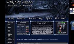 Screenshot of Ultima Online World of Dread