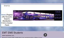 Screenshot of The Bus Stop