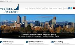 Screenshot of Credit Repair, Improve/Raise Your Bad Score, Rebuilding Report Service