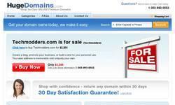 Screenshot of www.TechModders.com
