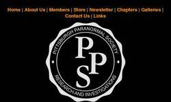 Screenshot of Pittsburgh Paranormal Society