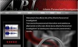 Screenshot of ATLParanormal