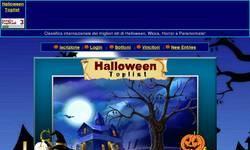 Screenshot of Halloween Toplist