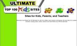 Screenshot of Ultimate Kids Sites