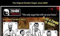 Screenshot of Zombie Targets