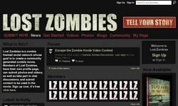 Screenshot of Lost Zombies