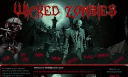 Screenshot of WickedZombies