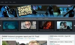 Screenshot of The Inevitable Zombie Apocalypse