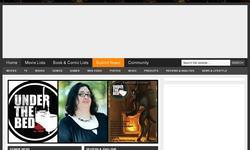Screenshot of Zombie Zone News