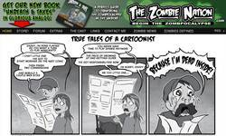 Screenshot of The Zombie Nation