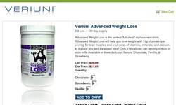 Screenshot of Learn how to lose those unwanted pounds and look and feel great