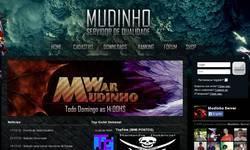 Screenshot of Mudinho - Servidor de qualidade