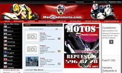 Screenshot of Motos clasificados autos MercadoMoto busca o vende tu moto ya