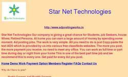 Screenshot of Home Based Online Jobs
