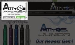 Screenshot of AtmosRaw�