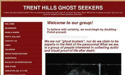Screenshot of Trent Hills Ghost Seekers