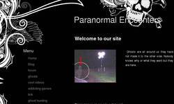 Screenshot of Paranormal Encounters